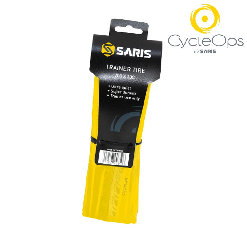 CycleOps Trainer Tire (Yellow)