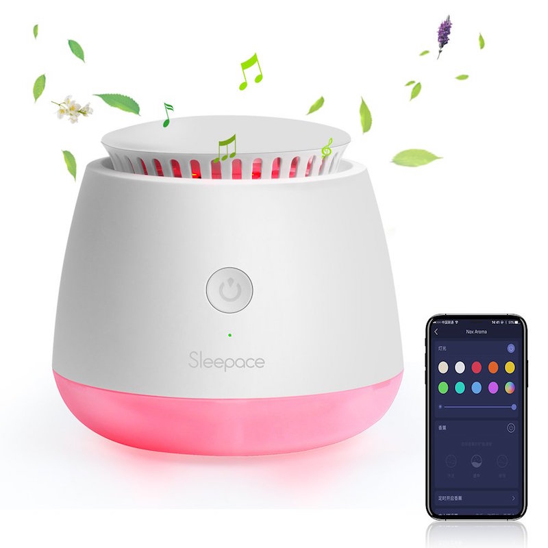 Sleepace Nox Aroma Smart Sleep Light Wifi