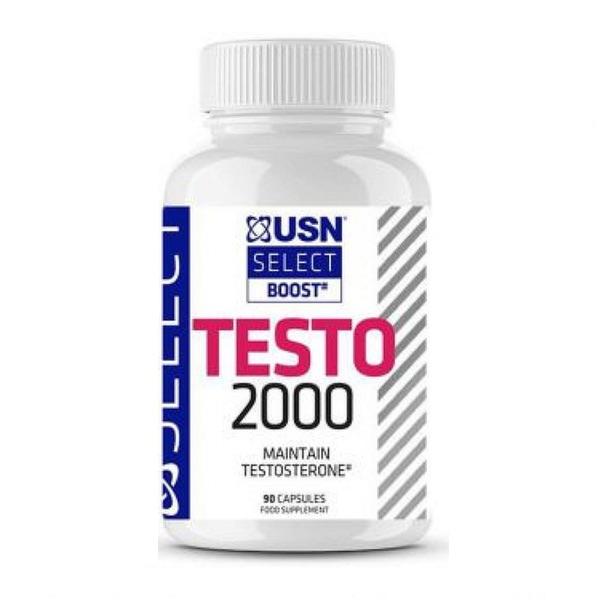 USN Testo 2000mg Caps 90 Caps