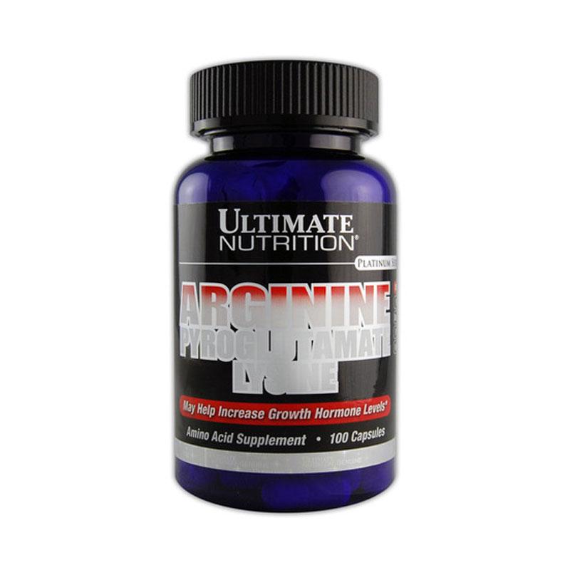 Ultimate Arginine Pyroglutamine (100 Caps)