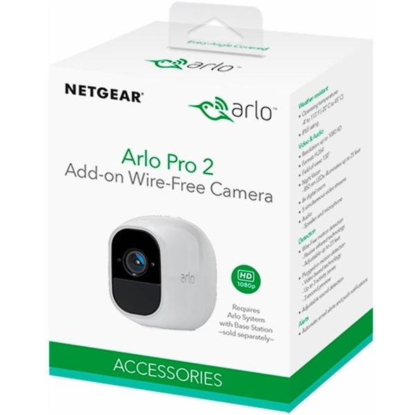 Netgear Arlo Pro 2 Smart Security Camera (VMC4030P)