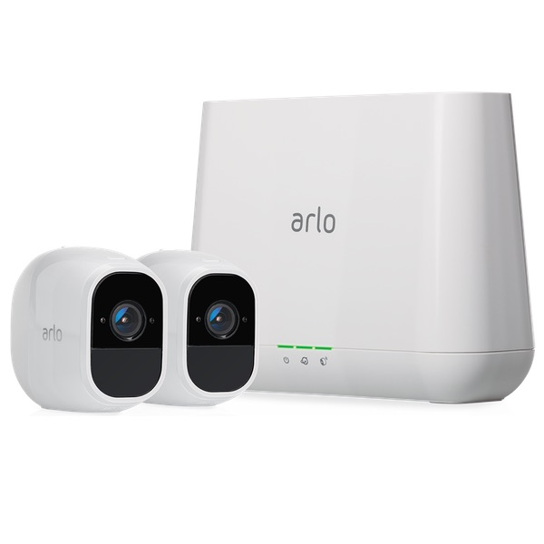 Netgear Arlo Pro 2 Smart Security System VMS4230P With 2 Cameras