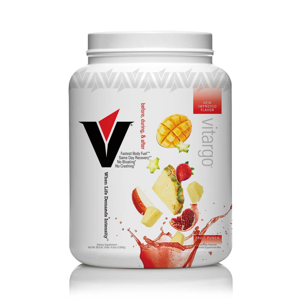 Vitargo Body Fuel 4 Lbs Fruit Punch