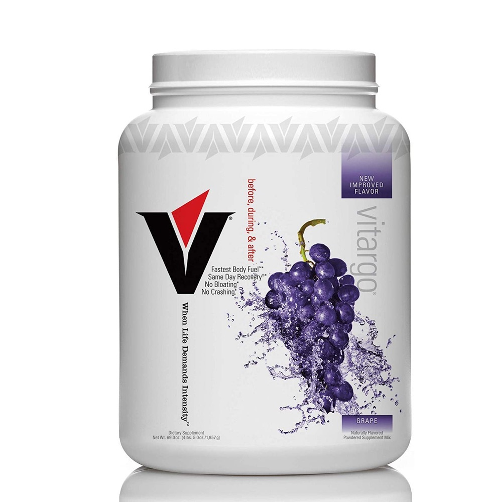 Vitargo Body Fuel 4 Lbs Grape