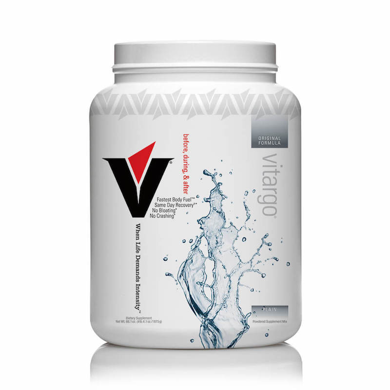 Vitargo Body Fuel 4 Lbs Plain