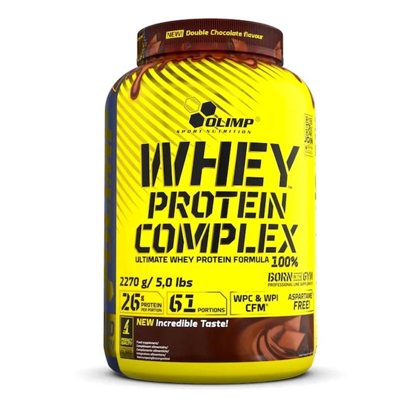Olimp Whey Protein Complex 100% 2.27 kg