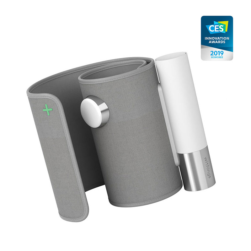 Withings BPM Core Smart Blood Pressure Monitor With ECG & Digital Stethoscope