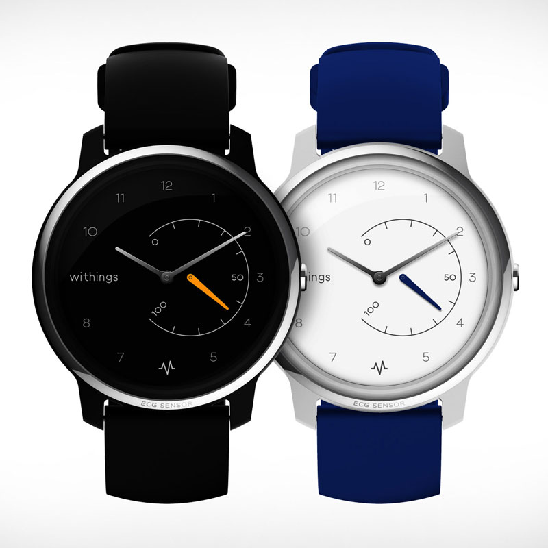 Withings Move ECG  Monitor and Activity watch