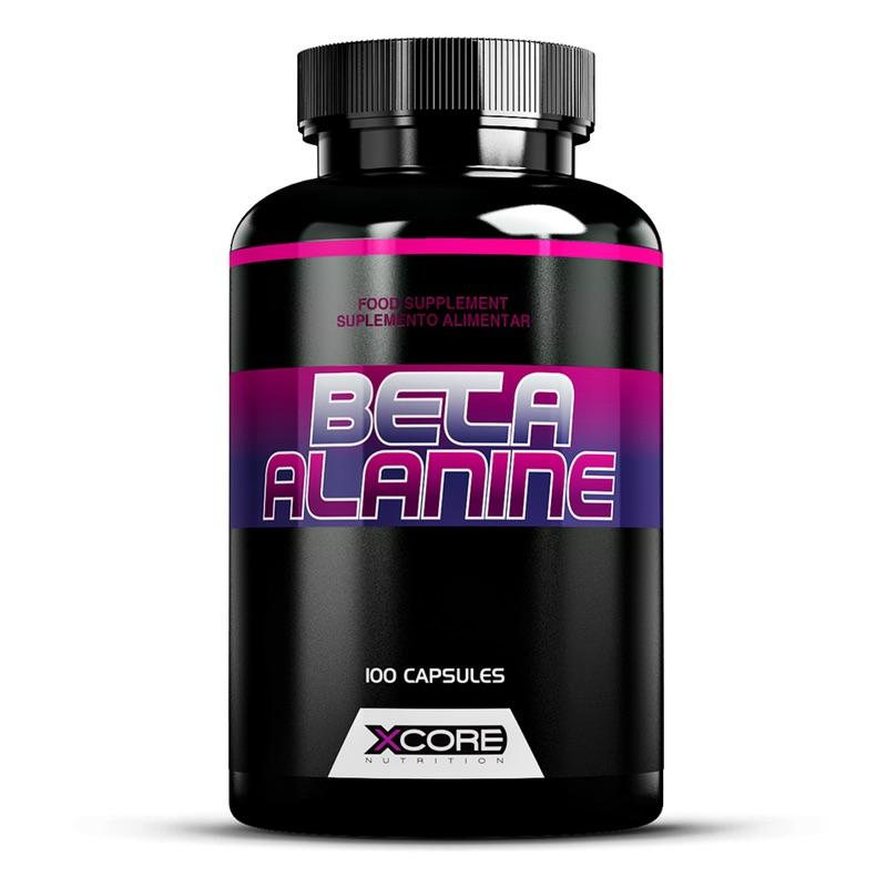X Core Beta Alanine-100 Caps