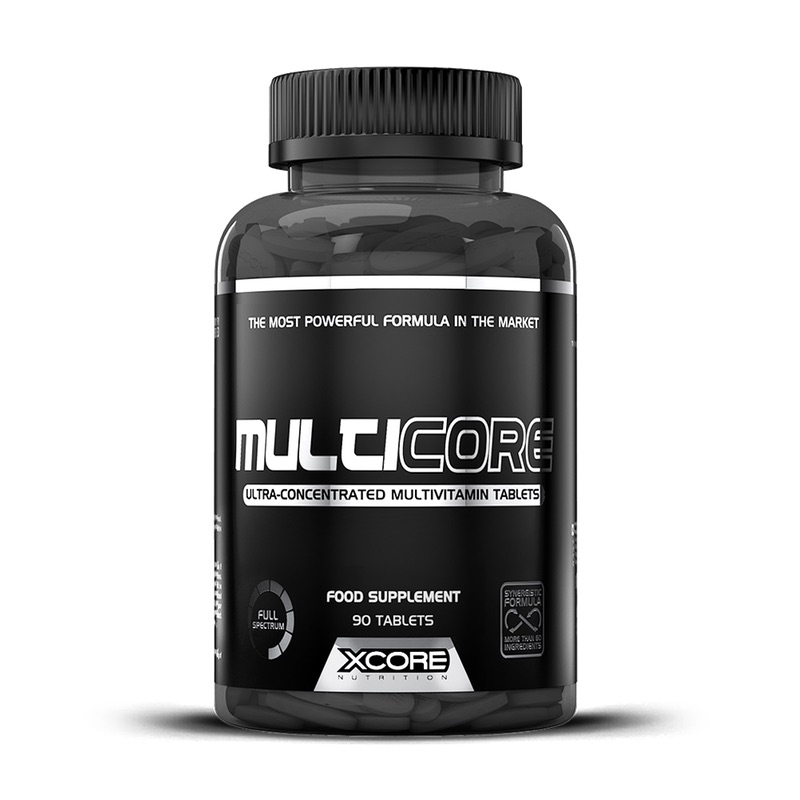 X Core Multi Core - 90  Tabs
