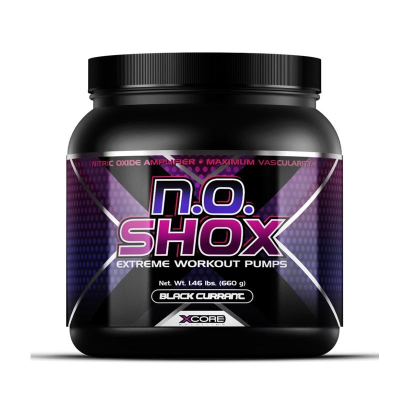 X Core N.O.Shox (Workout Pump) - 660G