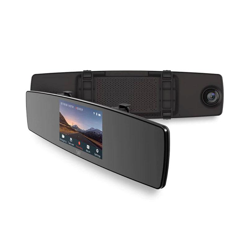 Xiaomi Yi Mirror Dash Camera - Dual Cam
