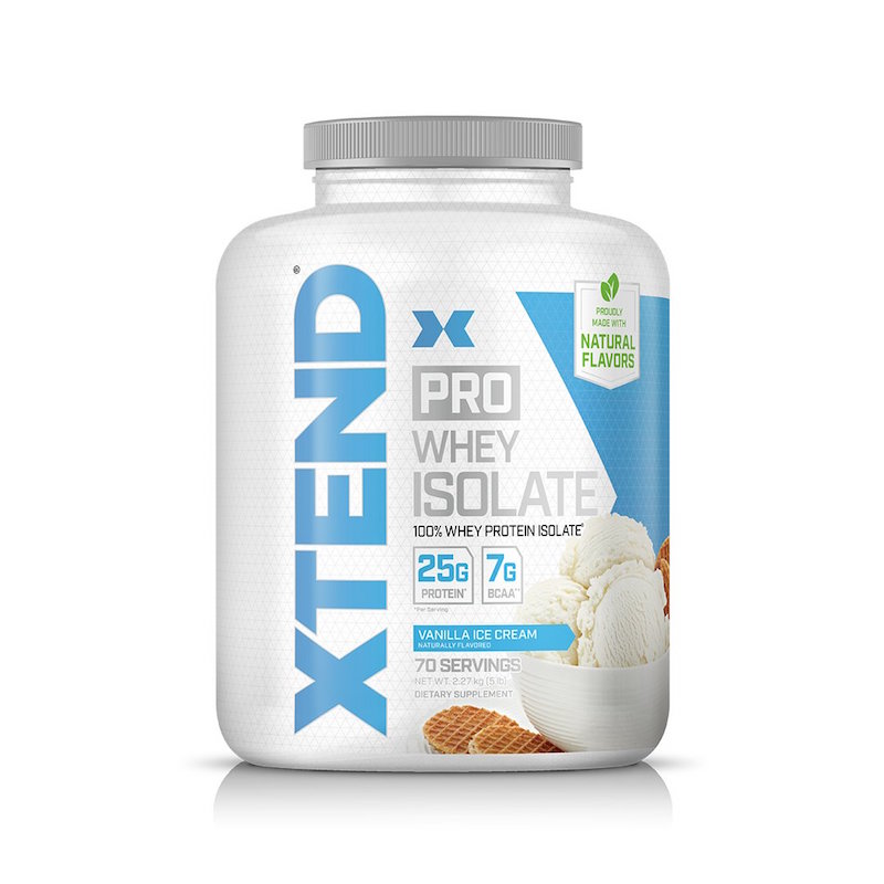 Scivation Xtend Pro Whey Isolate Protein 5 Lbs