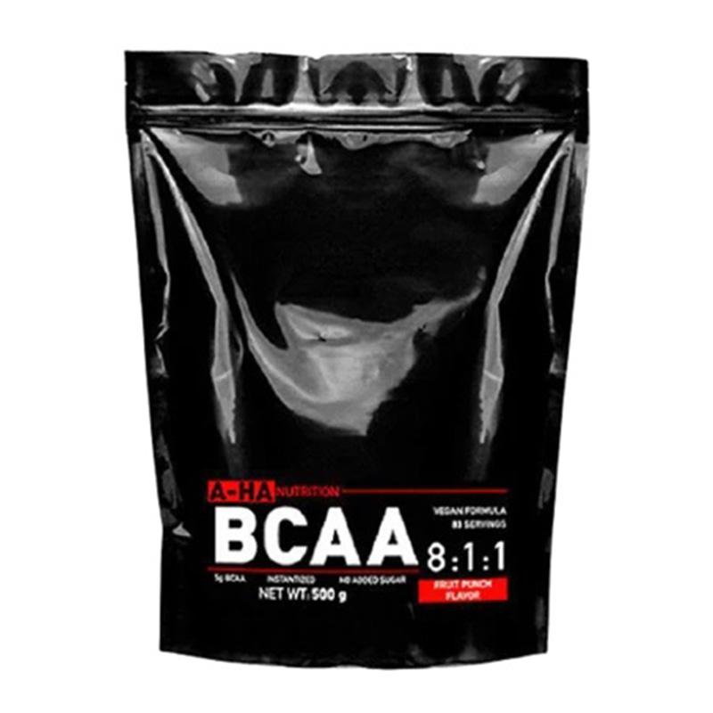 A-HA BCAA 8:1:1 500 gm Lemonade