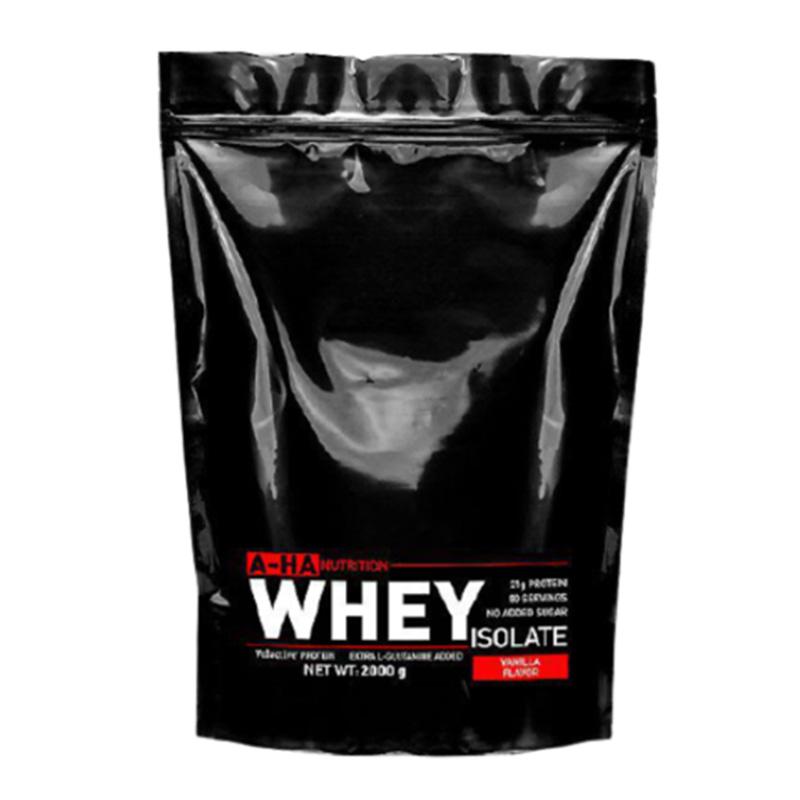 A-HA Whey Isolate 2000 gm Chocolate
