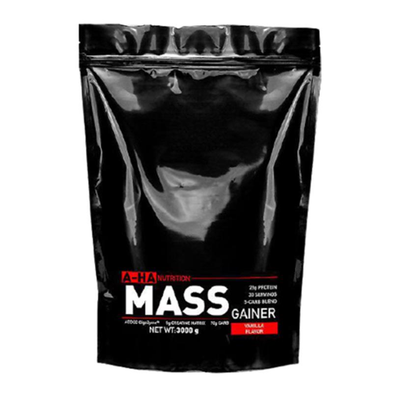 A-HA Whey Mass Gainer 3000 gm Chocolate