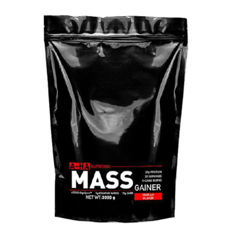 A-HA Whey Mass Gainer 3000 gm Vanilla