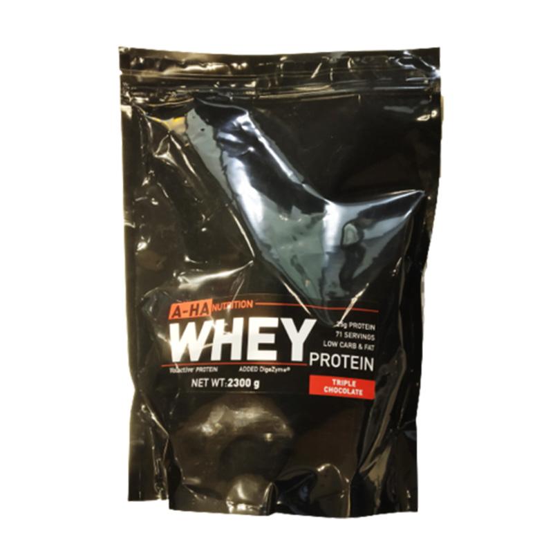 A-HA Whey Protein 2300 gm Triple Chocolate