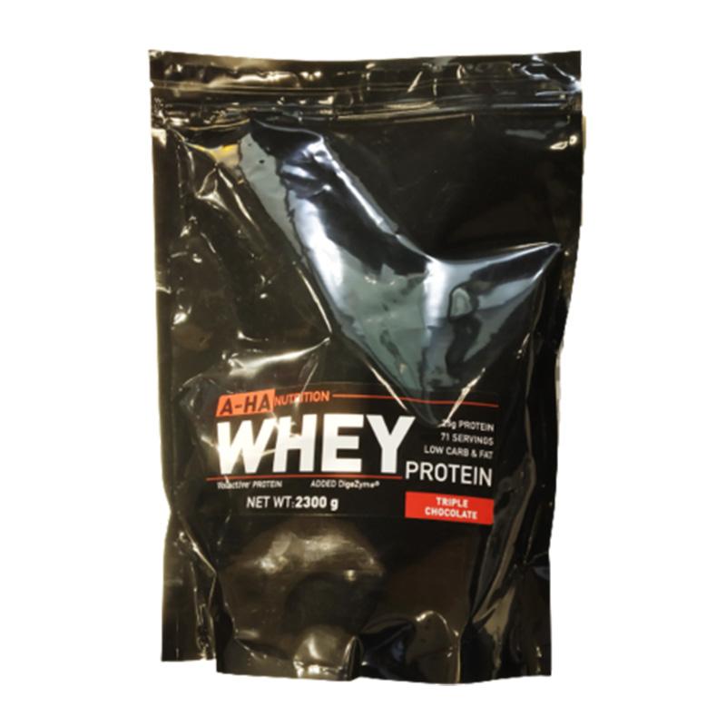 A-HA Whey Protein 2300 gm Vanilla Milkshake
