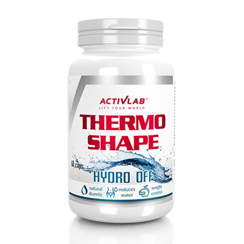 ACTIVLAB Thermo Shape Hydro 60 Caps (Diuretic)