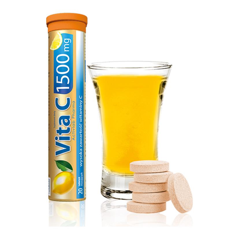 ACTIVLAB VITA C 1500 mg - 20 Tabs