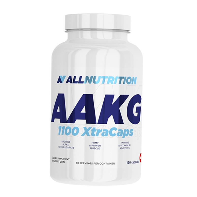 Allnutrition AAKG 1100 Xtra Caps 120