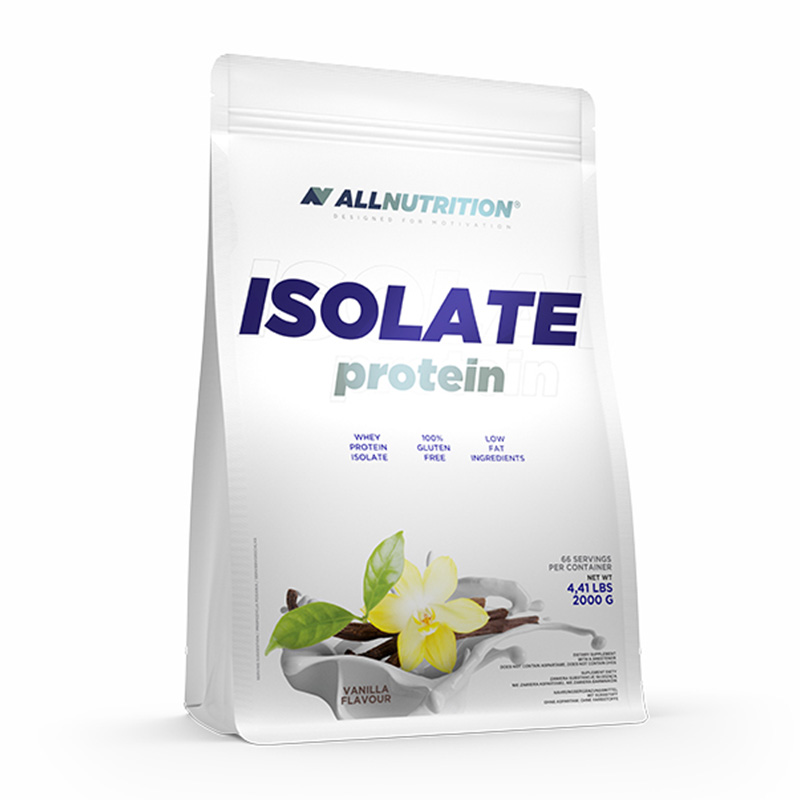 Allnutrition Isolate 2000 g Chocolate Caramel Nut