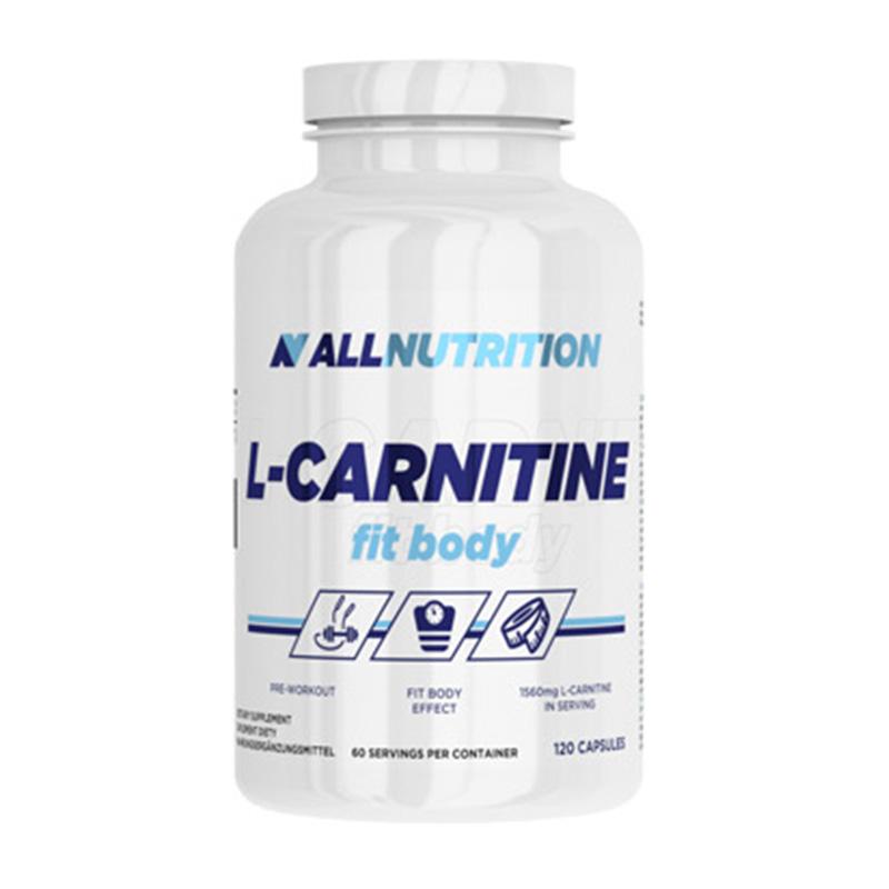 Allnutrition L-Carnitine Fit Body 120 Caps