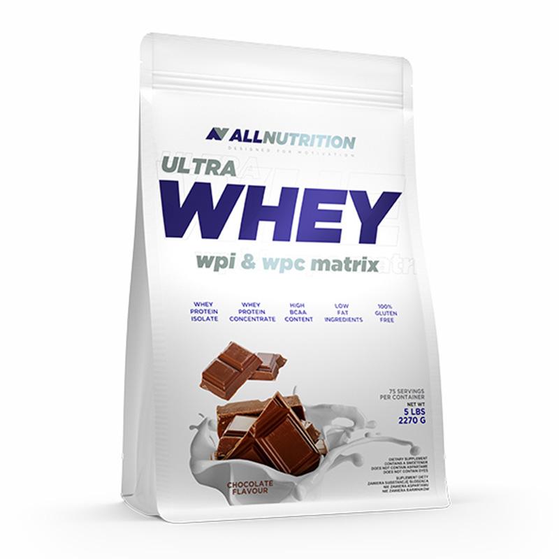 Allnutrition Whey Ultra 2270 g Banana