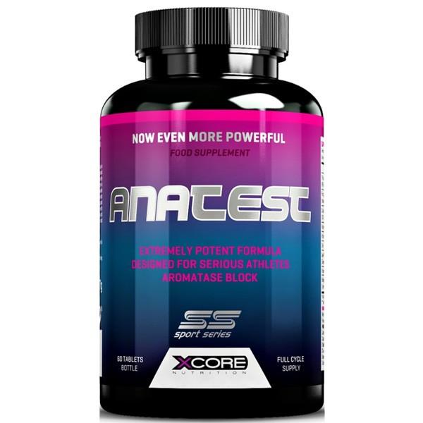 X Core Anatest Ss (Testosterone) - 60 Tabs