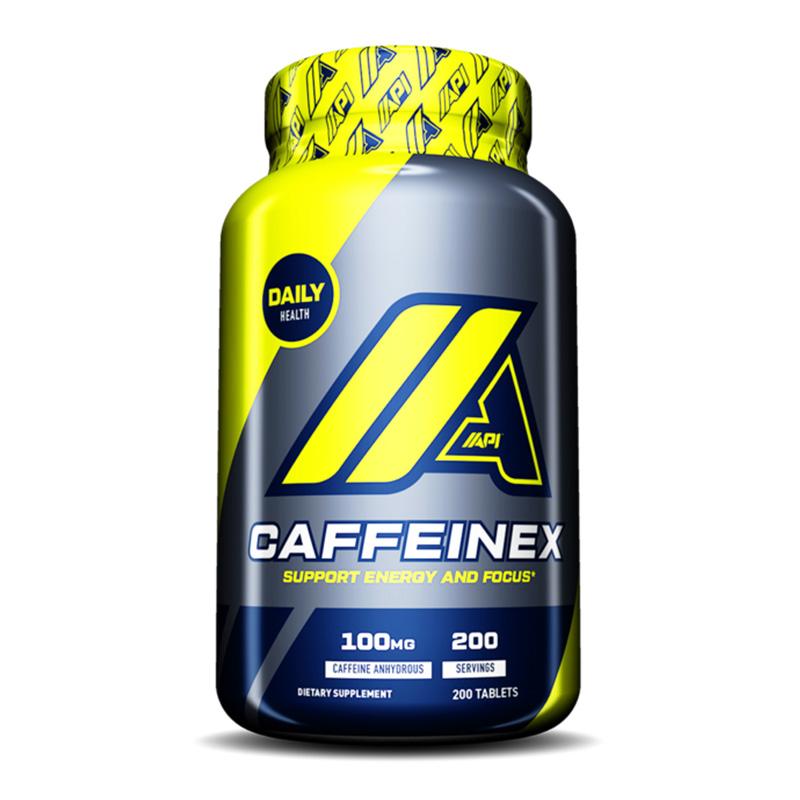 API Caffeine 200 Caps