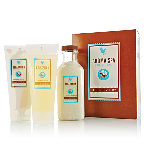Aroma Spa Collection, Spa Kit, Personal Care in Dubai