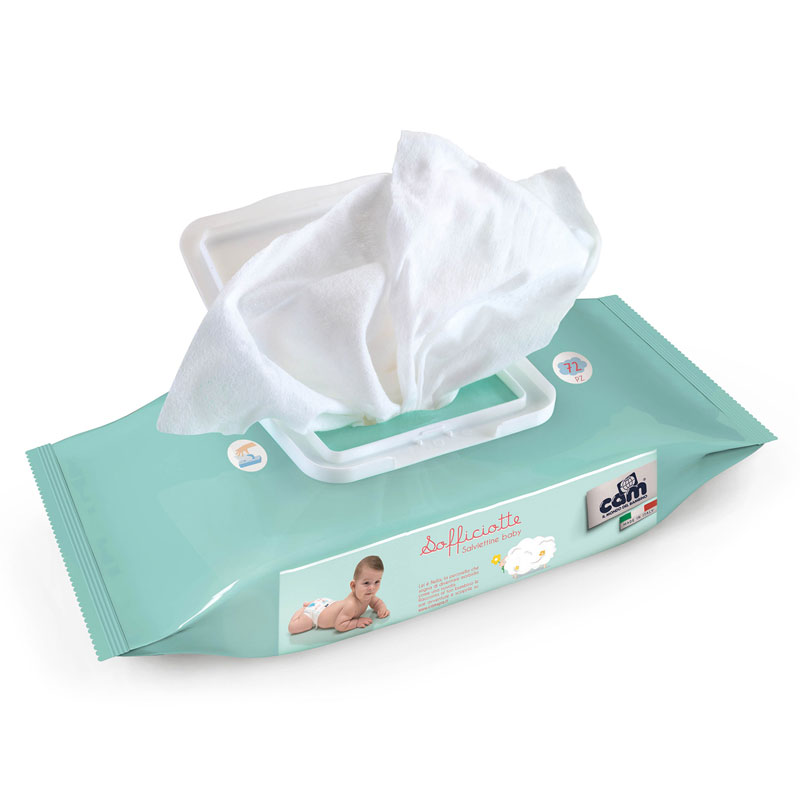 CAM Sofficiotte Wet Wipes