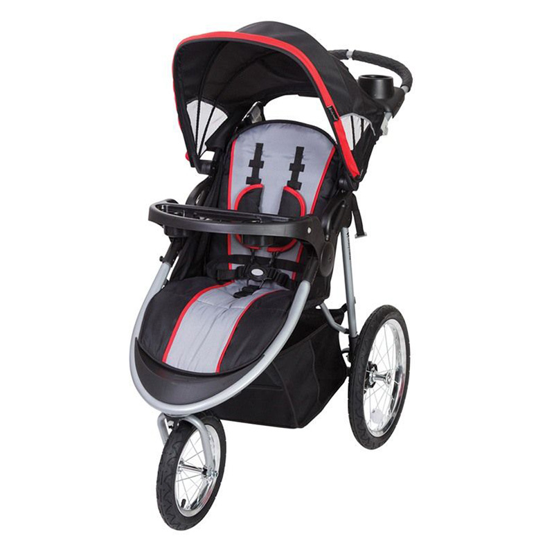 Baby Trend Cityscape Jogger - Jolt Red