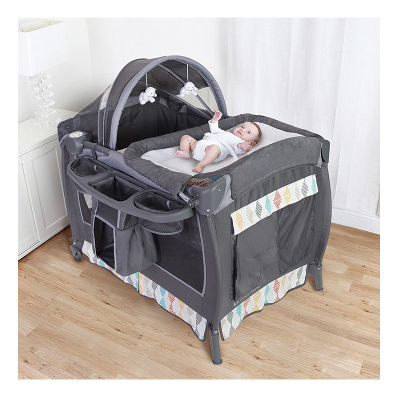 Buy Baby Trend Deluxe Ii Nursery Center In Dubai Abu