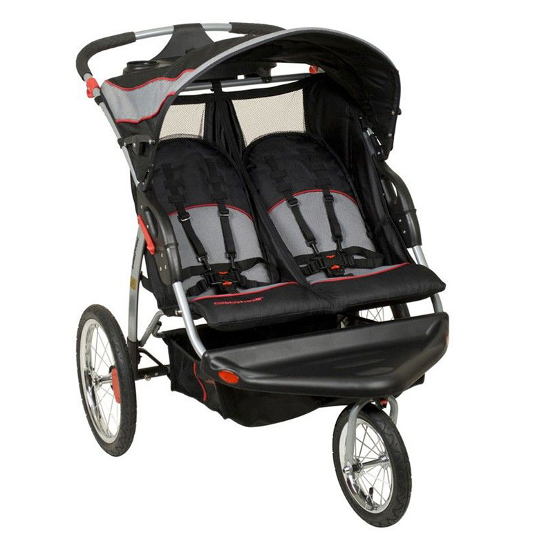 Buy Baby Trend Expedition Double Jogger In Dubai Abu