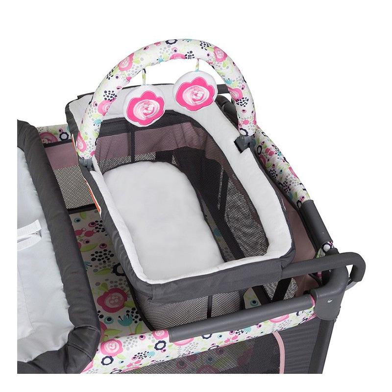 Buy Baby Trend Lil Snooze Deluxe Nursery Center In Dubai