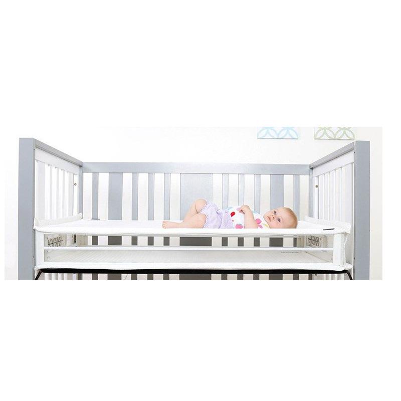 Buy Baby Trend Respiro Crib Mattress Warm White In Dubai