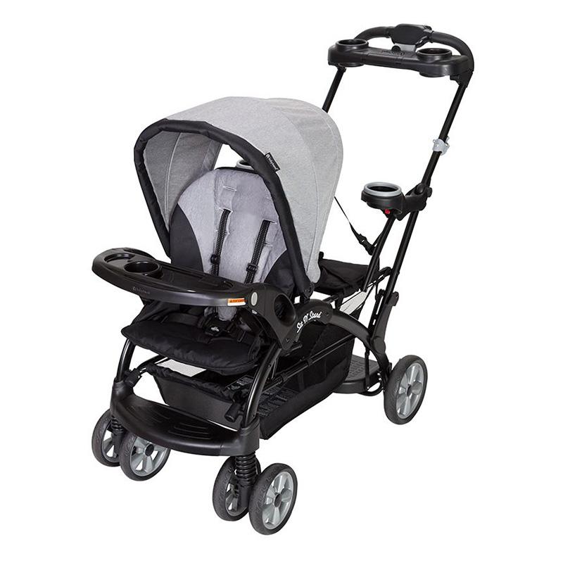 Buy Baby Trend Sit N Stand Ultra Stroller In Dubai Abu Dhabi