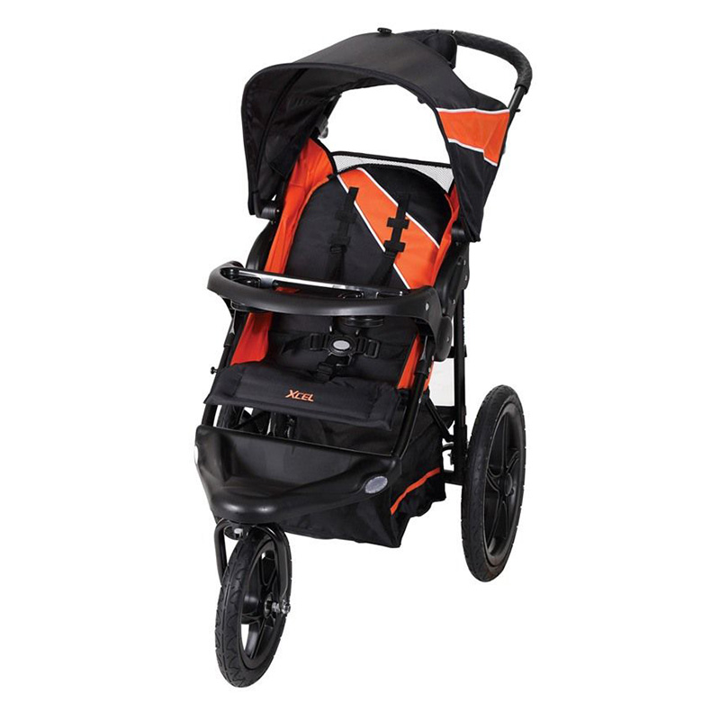 Baby Trend XCEL Jogger - Tiger Lily