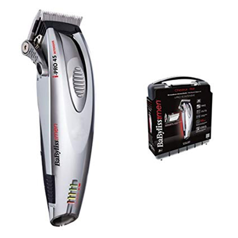 Babyliss Cord and Cordless Clip Ipro 45 Intensive Trimmer E961SDE