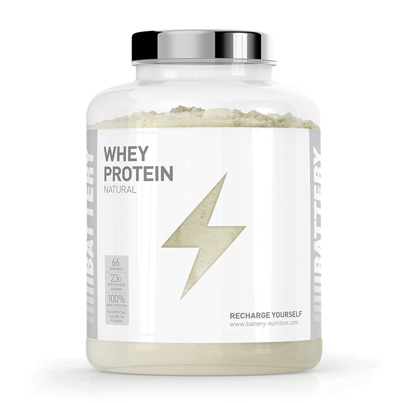 Battery Whey Protein 2000G