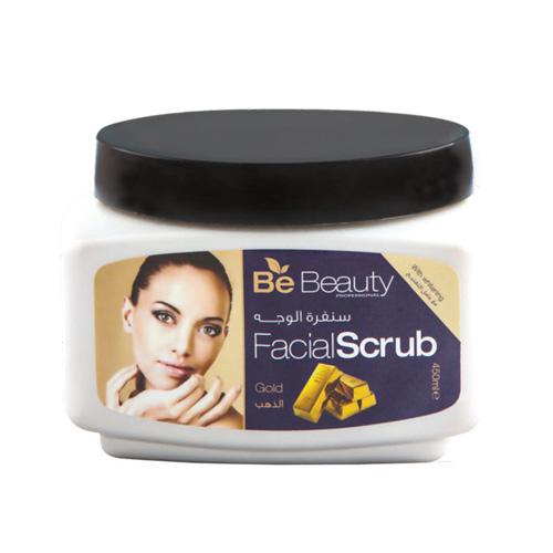 Be Beauty Facial Scrub 450ml