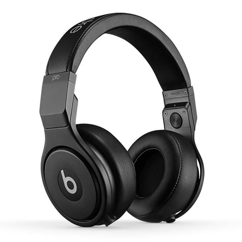 Beats Pro Over Ear Headphone Black