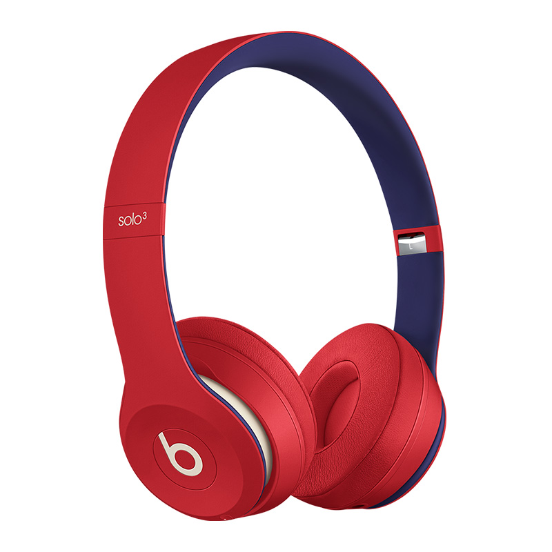 Beats Solo 3 Wireless Headphone Club Red