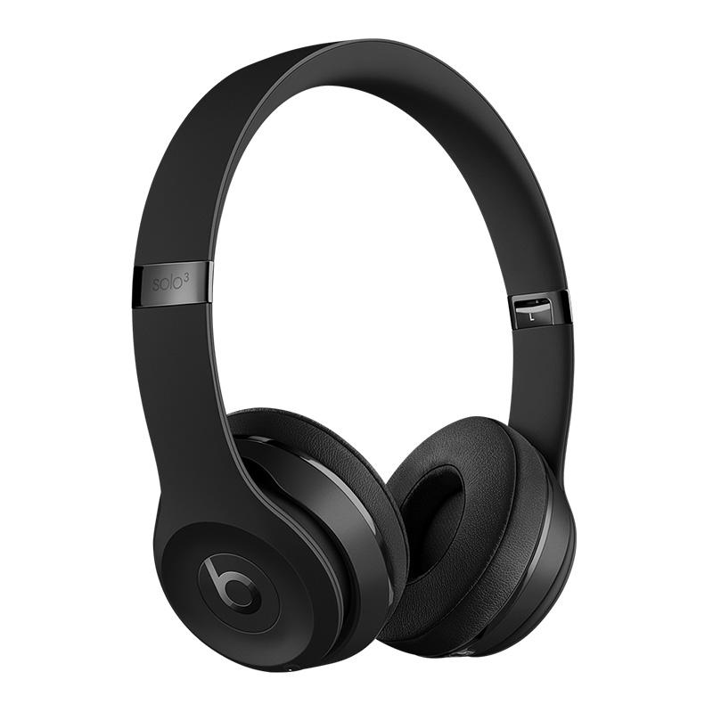 Beats Solo 3 Wireless Headphone Matt Black