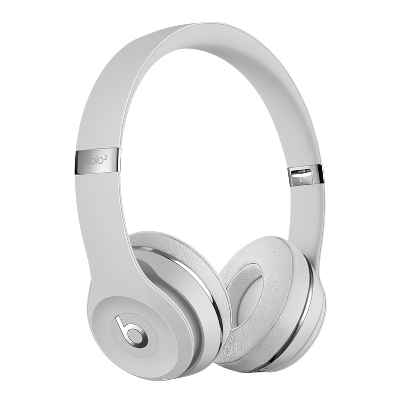 Beats Solo 3 Wireless Headphone Satin Silver