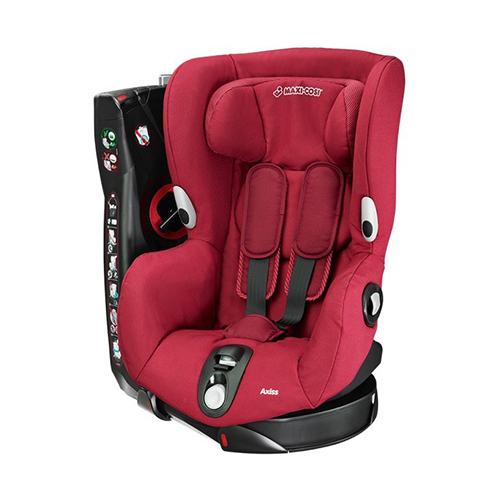 Bebe Comfort Axiss Car seat Raspberry Red