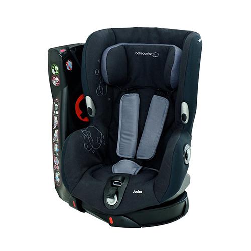 Bebe Comfort Axiss Car seat Total Black