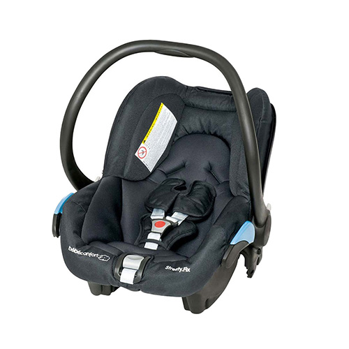 Bebe Comfort Streetyfix Car seat Total Black